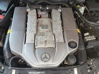 Двигатель на Мерседес 113 компрессор AMG за 1 700 000 тг. в Алматы