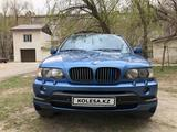 BMW X5 2002 года за 5 250 000 тг. в Тараз – фото 3