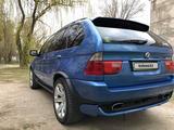 BMW X5 2002 года за 5 250 000 тг. в Тараз – фото 4