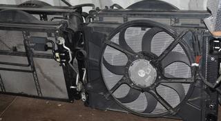 Радиатор кондиционера на мерседес w220 за 300 тг. в Алматы