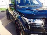 Обвес Range Rover Vogue Lumma за 2 241 000 тг. в Нур-Султан (Астана) – фото 2