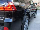 Lexus LX 570 2016 года за 36 000 000 тг. в Караганда – фото 4