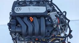 Двигатель Volkswagen Passat B6 2.0 FSI с гарантией! за 340 000 тг. в Нур-Султан (Астана)