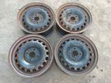 Металлические диски на автомашину Opel (Германия R14 4*100 ЦО56.6 за 14 000 тг. в Нур-Султан (Астана)