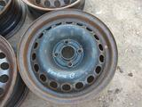 Металлические диски на автомашину Opel (Германия R14 4*100 ЦО56.6 за 14 000 тг. в Нур-Султан (Астана) – фото 2
