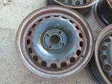 Металлические диски на автомашину Opel (Германия R14 4*100 ЦО56.6 за 14 000 тг. в Нур-Султан (Астана) – фото 3