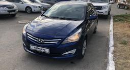 Hyundai Solaris 2016 года за 3 400 000 тг. в Нур-Султан (Астана) – фото 2