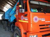 КамАЗ  Седельный тягач Камаз 43118 с КМУ ИМ 240-04 2020 года за 44 400 000 тг. в Атырау