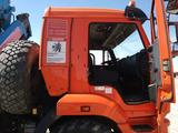 КамАЗ  Седельный тягач Камаз 43118 с КМУ ИМ 240-04 2020 года за 44 400 000 тг. в Атырау – фото 3