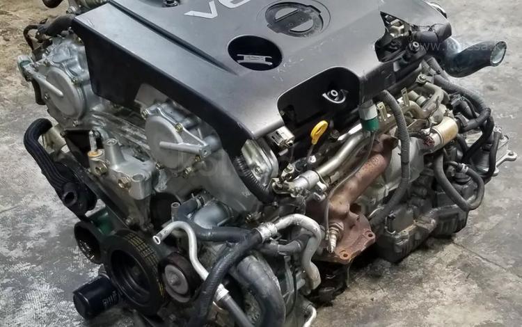 Двигатель nissan x-trail за 999 тг. в Алматы
