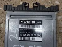 Блок управления двигателем мерседес 210, 2.3 за 25 000 тг. в Караганда
