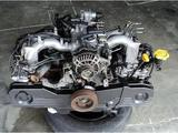 Двигатель EJ25 Subaru 2.5 L 2х распредвальный за 360 000 тг. в Нур-Султан (Астана)