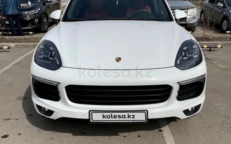 Porsche Cayenne 2014 года за 22 900 000 тг. в Алматы