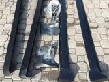 Пороги подножки брызговики комплект на Land Cruiser 200 Оригинал за 165 000 тг. в Алматы