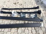 Пороги подножки брызговики комплект на Land Cruiser 200 Оригинал за 165 000 тг. в Алматы – фото 2