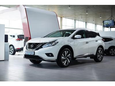 Nissan Murano Mid 2WD 2021 года за 18 691 140 тг. в Алматы