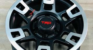 Новые авто диски усиленные, с максимальной нагрузкой r17 за 140 000 тг. в Алматы