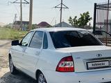 ВАЗ (Lada) Priora 2170 (седан) 2014 года за 2 900 000 тг. в Шымкент – фото 3