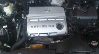 Двигатель на Lexus es 330 за 500 000 тг. в Алматы