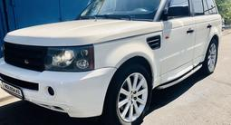 Land Rover Range Rover Sport 2006 года за 4 600 000 тг. в Алматы – фото 3