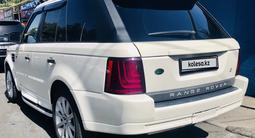 Land Rover Range Rover Sport 2006 года за 4 600 000 тг. в Алматы – фото 4