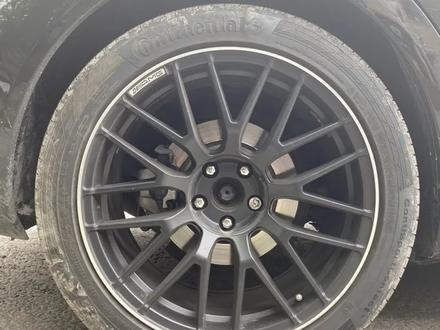 Диски AMG, с резиной Continental contisportcontact 5 за 250 000 тг. в Алматы