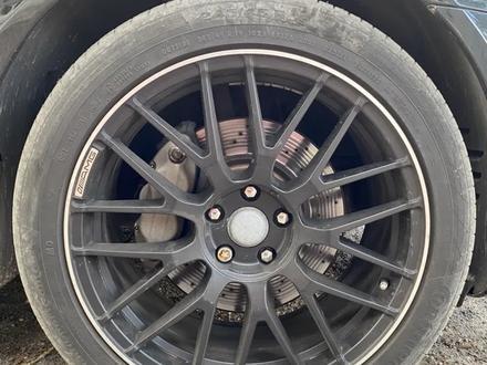 Диски AMG, с резиной Continental contisportcontact 5 за 250 000 тг. в Алматы – фото 6