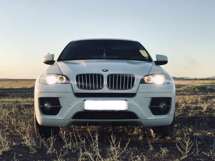 BMW X6 2009 года за 8 500 000 тг. в Караганда