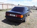 Audi 100 1991 года за 1 500 000 тг. в Аксай – фото 2