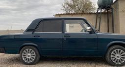 ВАЗ (Lada) 2107 2007 года за 530 000 тг. в Шымкент – фото 2