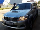 Toyota Hilux 2013 года за 8 300 000 тг. в Актобе – фото 3