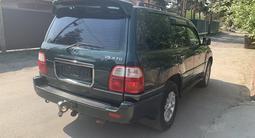 Lexus LX 470 1998 года за 5 500 000 тг. в Семей – фото 4