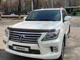 Lexus LX 570 2014 года за 24 500 000 тг. в Алматы