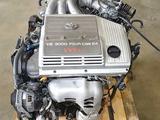 Двигатель на Lexus es300 1mz-fe vvt-i за 95 000 тг. в Алматы – фото 3