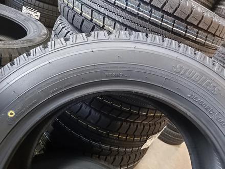 215/60R17 NITTO WINTER SN2 Японские шины за 38 800 тг. в Алматы – фото 5