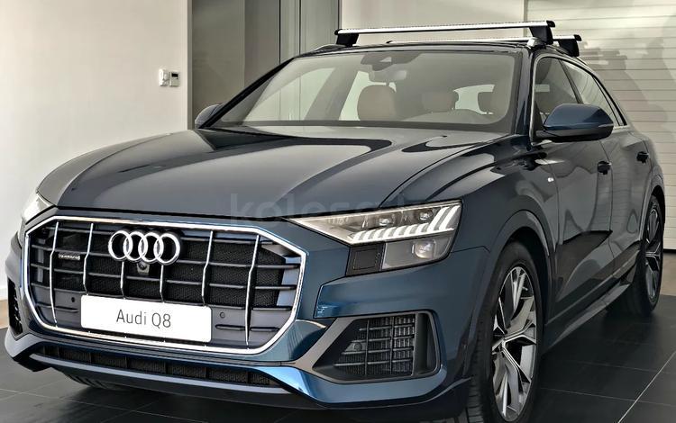 Audi Q8 2020 года за 45 950 000 тг. в Алматы