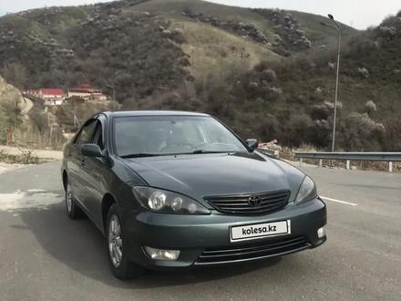 Toyota Camry 2006 года за 4 300 000 тг. в Алматы – фото 4