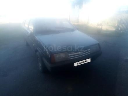 ВАЗ (Lada) 21099 (седан) 1999 года за 350 000 тг. в Петропавловск – фото 8
