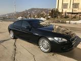BMW 640 2012 года за 16 500 000 тг. в Алматы – фото 4