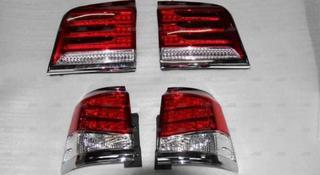 Задние фонари lx570 red в Алматы