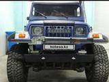 Jeep Wrangler 1995 года за 2 500 000 тг. в Алматы – фото 4