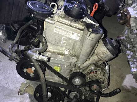 Контрактный двигатель шкода рапид 1.6 BTS за 350 000 тг. в Семей – фото 2