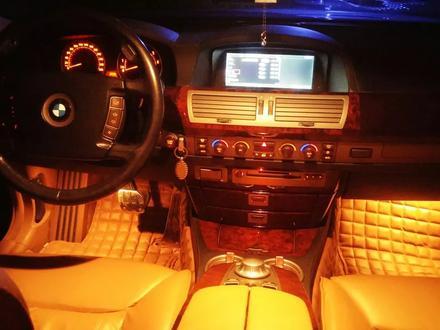 BMW 760 2004 года за 5 800 000 тг. в Нур-Султан (Астана) – фото 12