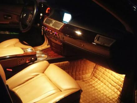 BMW 760 2004 года за 5 800 000 тг. в Нур-Султан (Астана) – фото 16