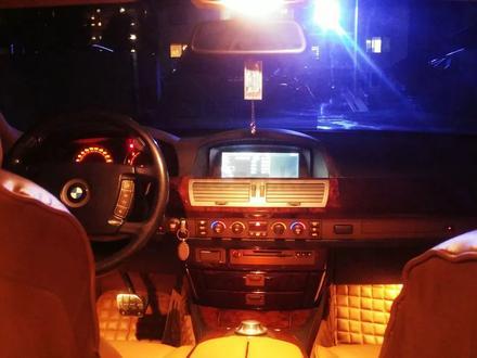 BMW 760 2004 года за 5 800 000 тг. в Нур-Султан (Астана) – фото 9