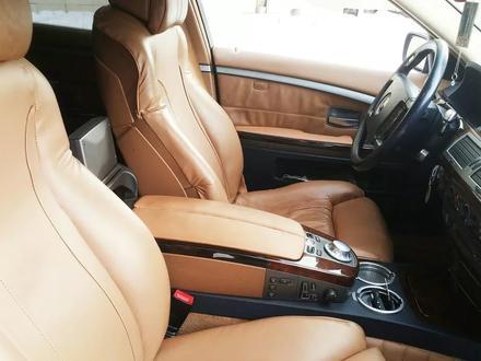 BMW 760 2004 года за 5 800 000 тг. в Нур-Султан (Астана) – фото 11