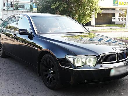 BMW 760 2004 года за 5 800 000 тг. в Нур-Султан (Астана) – фото 4