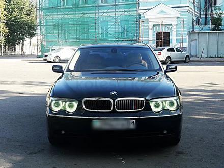 BMW 760 2004 года за 5 800 000 тг. в Нур-Султан (Астана)