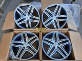 Новые диски R18 с резиной на Mercedes все модели AMG за 300 000 тг. в Алматы