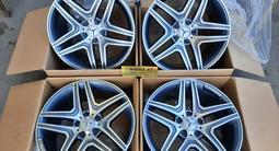 Новые диски R18 с резиной на Mercedes все модели AMG за 180 000 тг. в Алматы